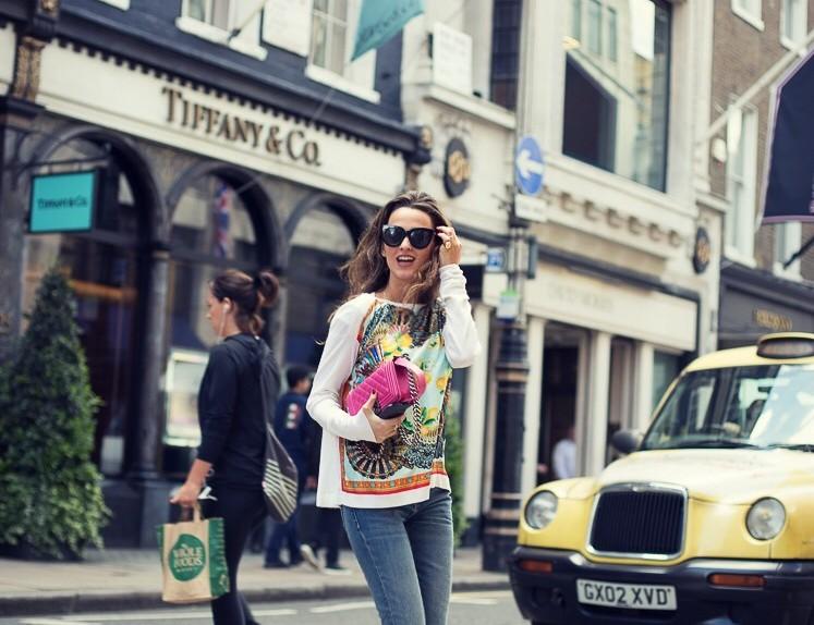 gresy daniilidis blogger glamour