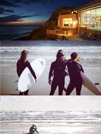 Le migliori destinazioni per vacanze sull'onda