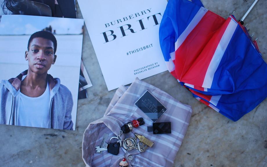burberry brit profumo maschile