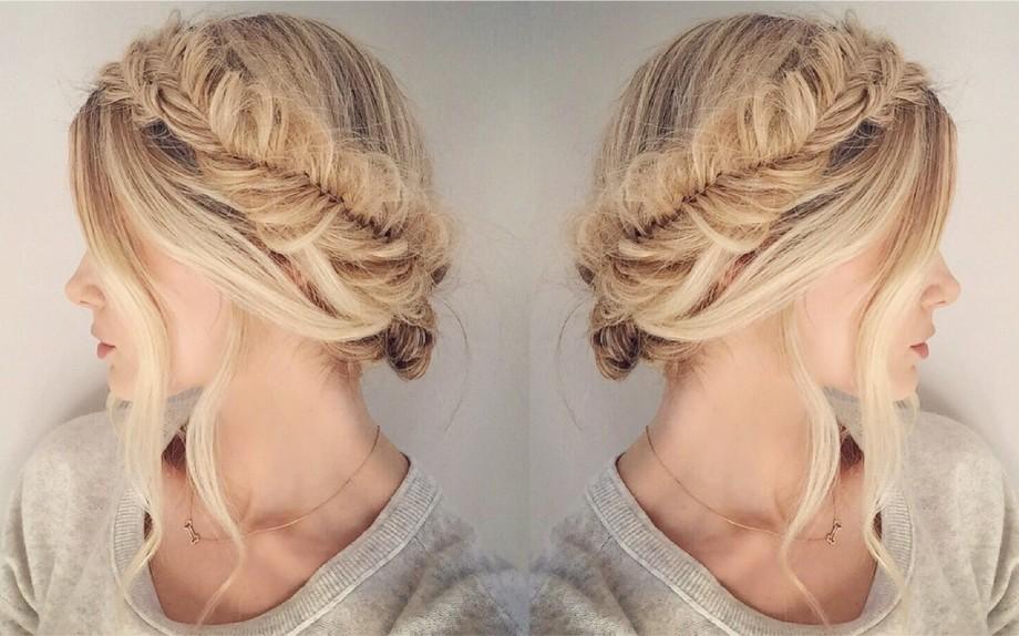 Fishtail-Crown-Braid-Hairstyle