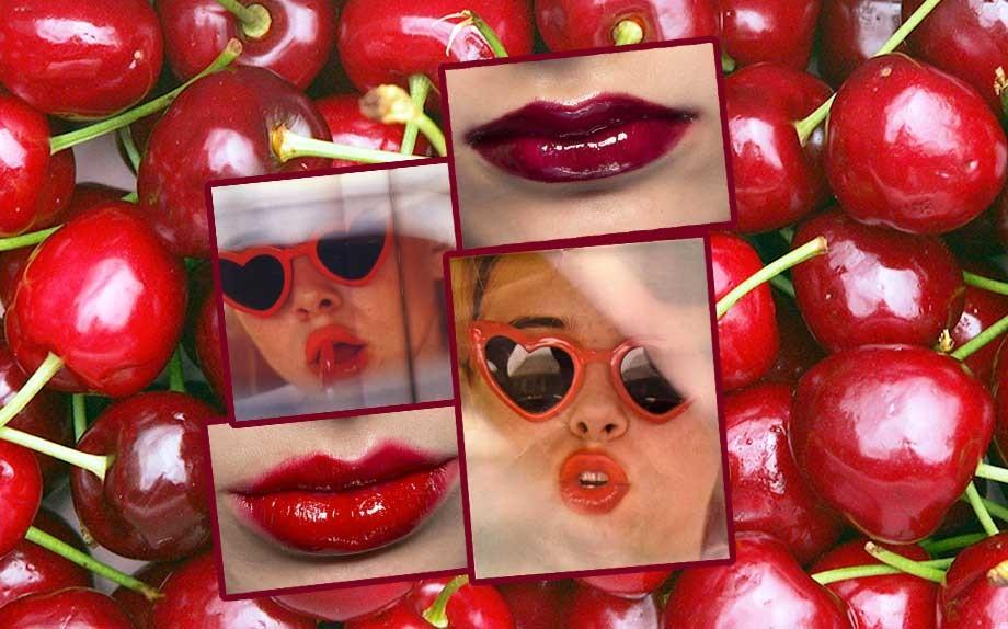 Wet Cherry: labbra succose come una ciliegia