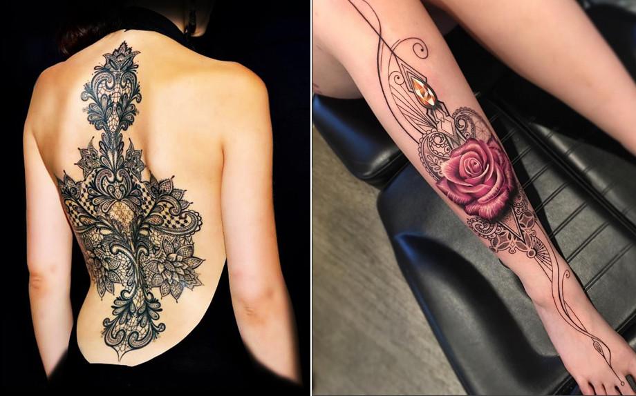 Tatuaggi: le tendenze del 2016-17