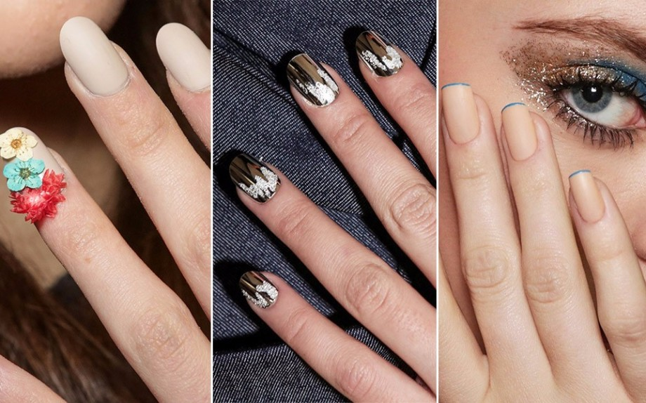 Idee Nail Art Per Il Prossimo Autunnoinverno 2016 2017 Glamourit