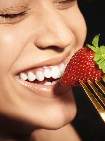 Alimentazione per una pelle bella e luminosa