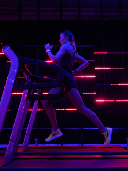 Nike Unlimited You: l'evento di Londra
