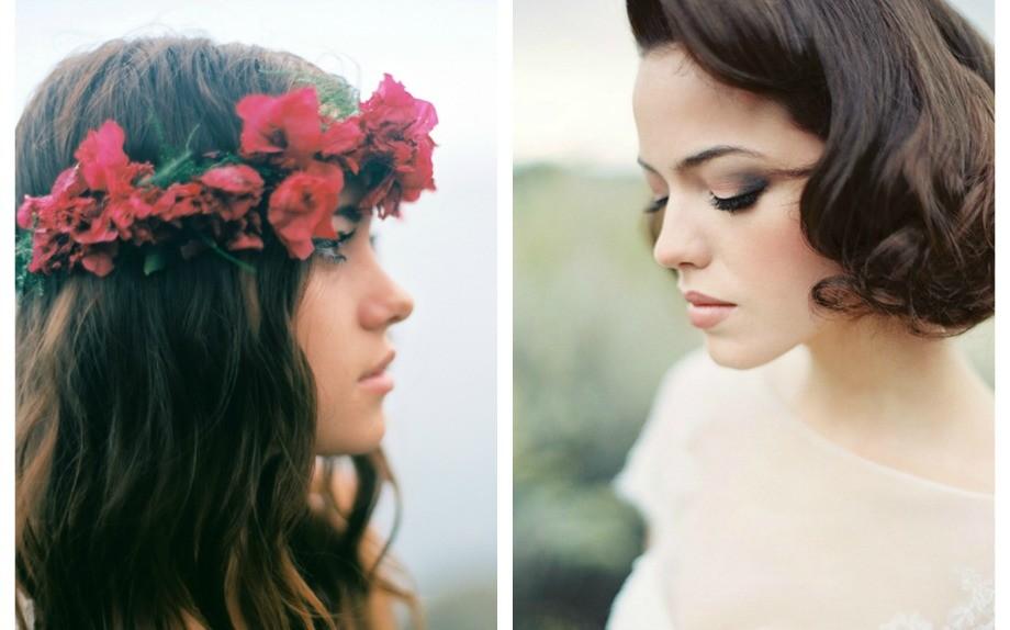 Acconciature da matrimonio per capelli sciolti - Glamour.it