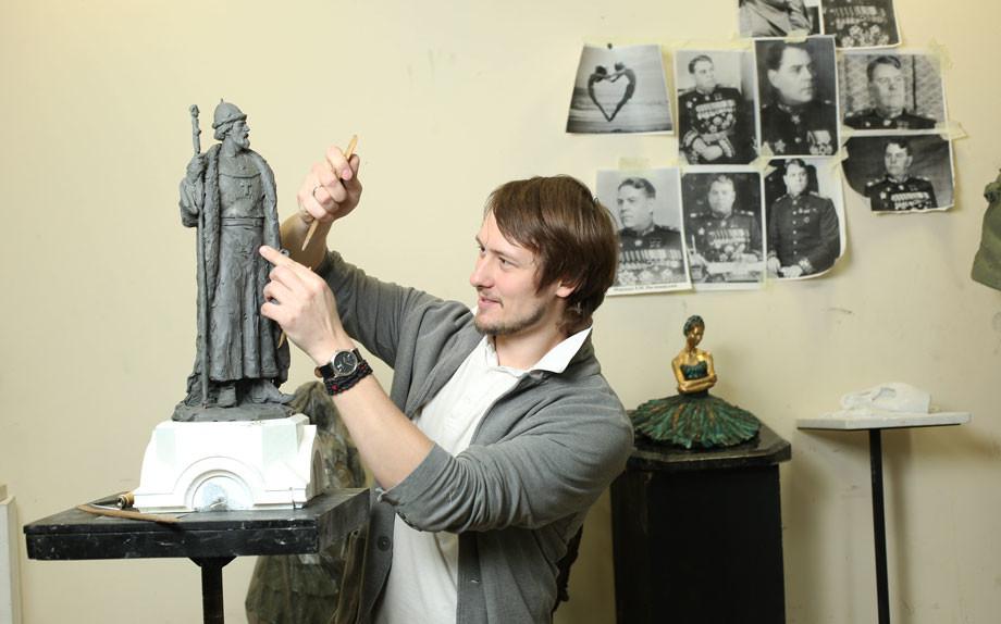 Andrey Korobtsov: quando la scultura è una vocazione