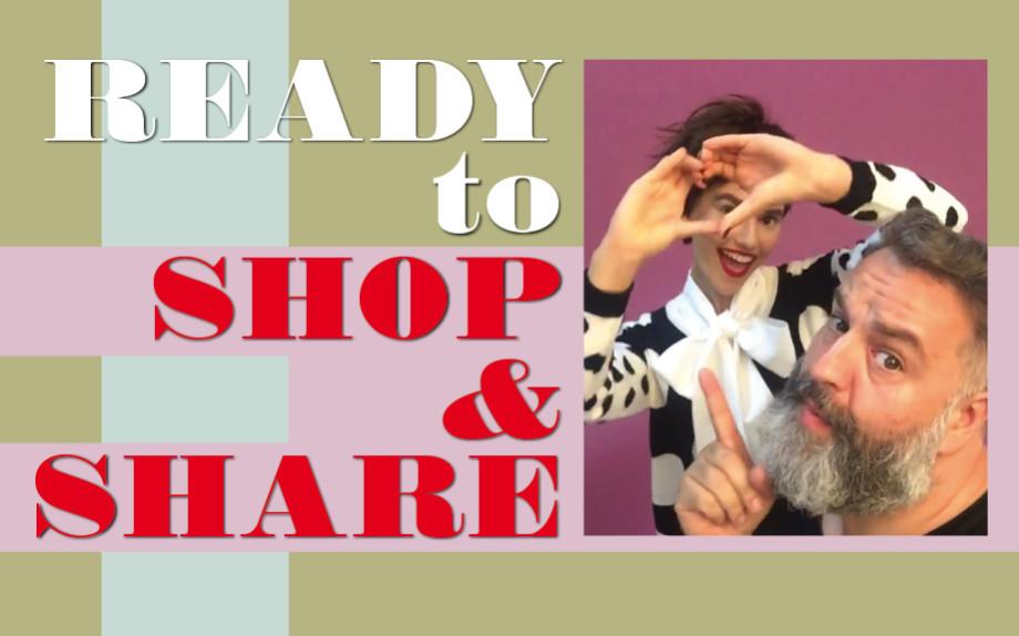 Glamour Shop & Share: siete pronte?