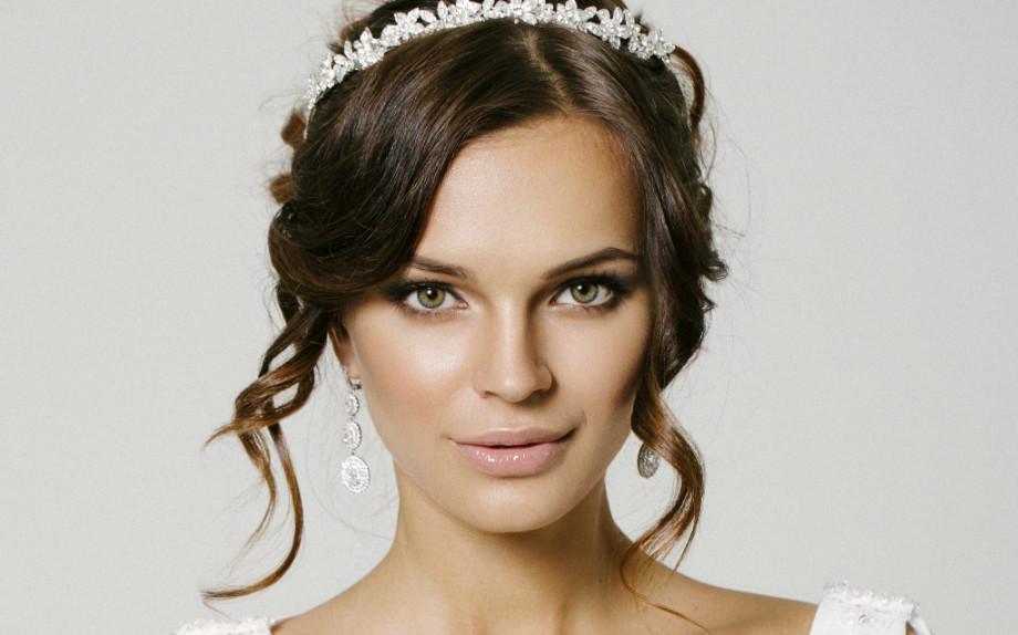 Famoso Trucco sposa naturale nelle tonalità dello champagne - Glamour.it TW21