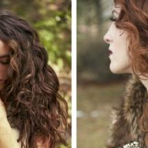 Acconciature da sposa per capelli ricci