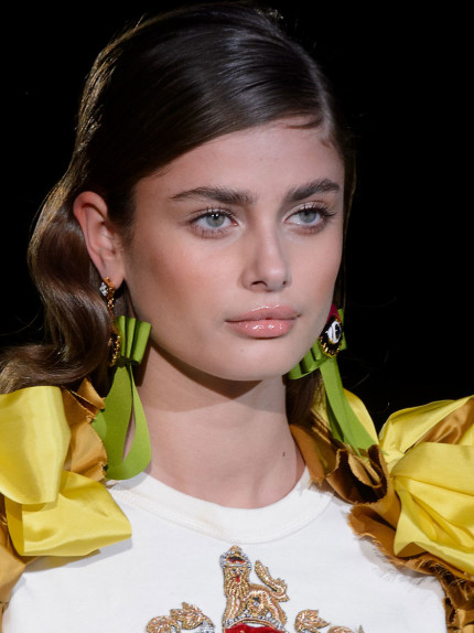 Milano Fashion Week: il top look del giorno