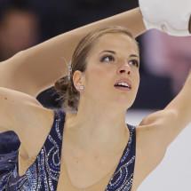 Carolina Kostner: «Senza passione, emozione, forza, non c'è bellezza»