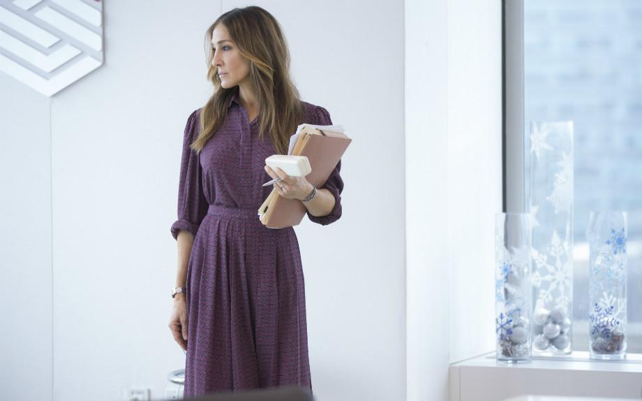 Tutti i vestiti di Sarah Jessica Parker in Divorce