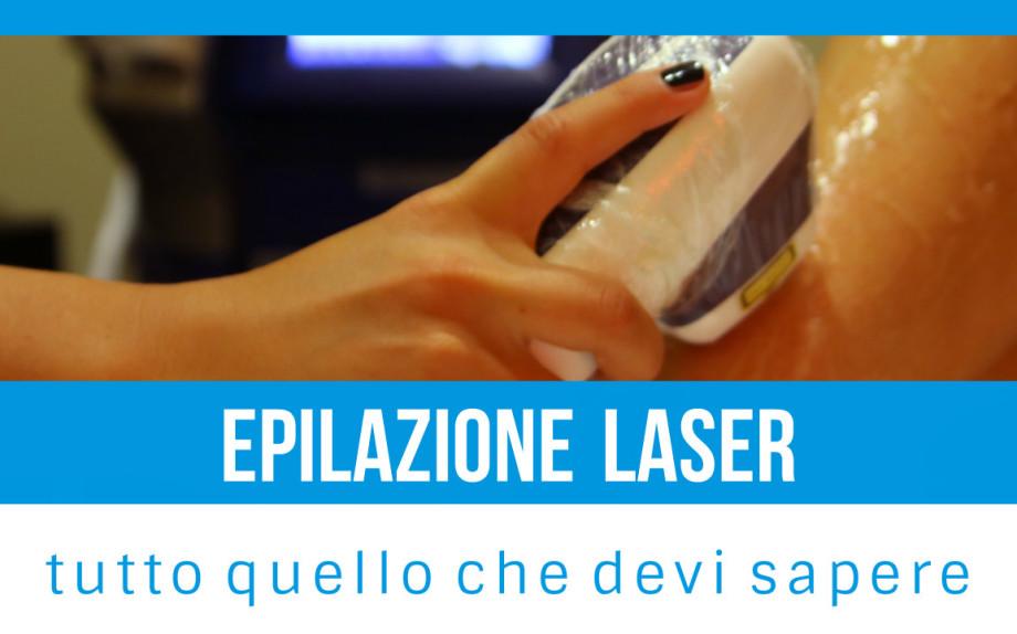 epilazione laser e dolorosa