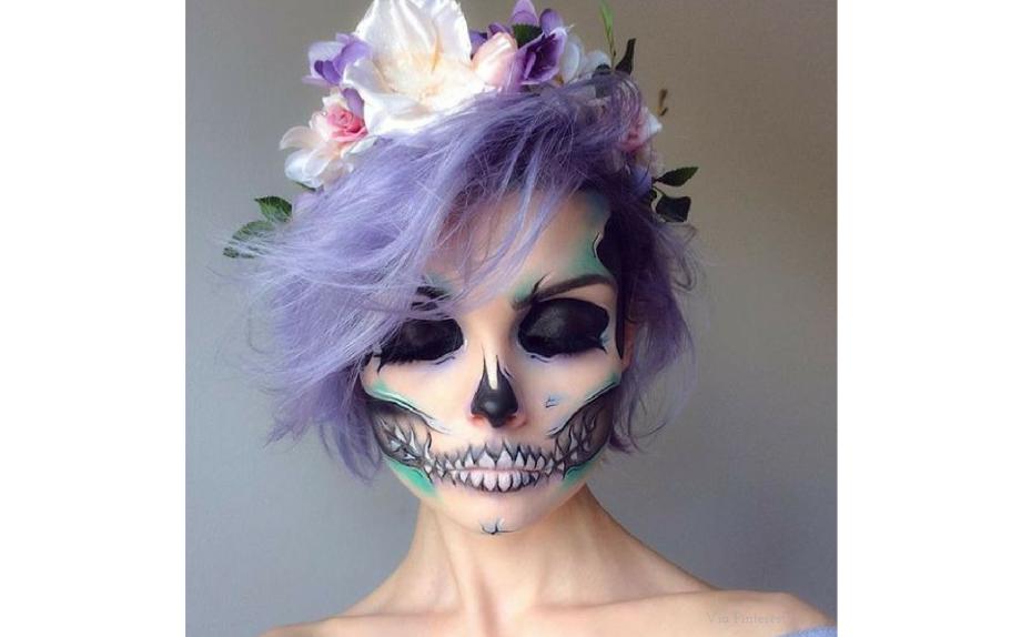 Idee Trucco Per Halloween Glamour It