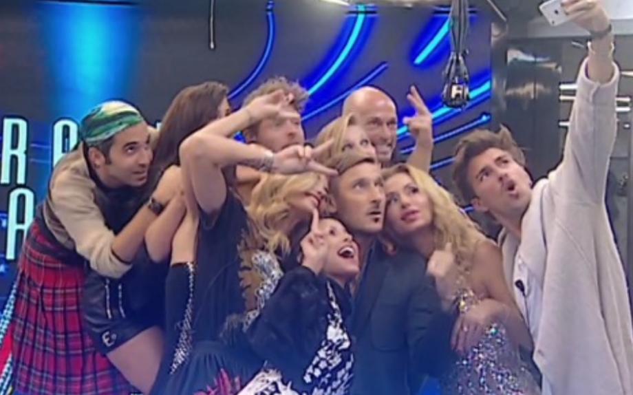 Francesco Totti al Grande Fratello Vip