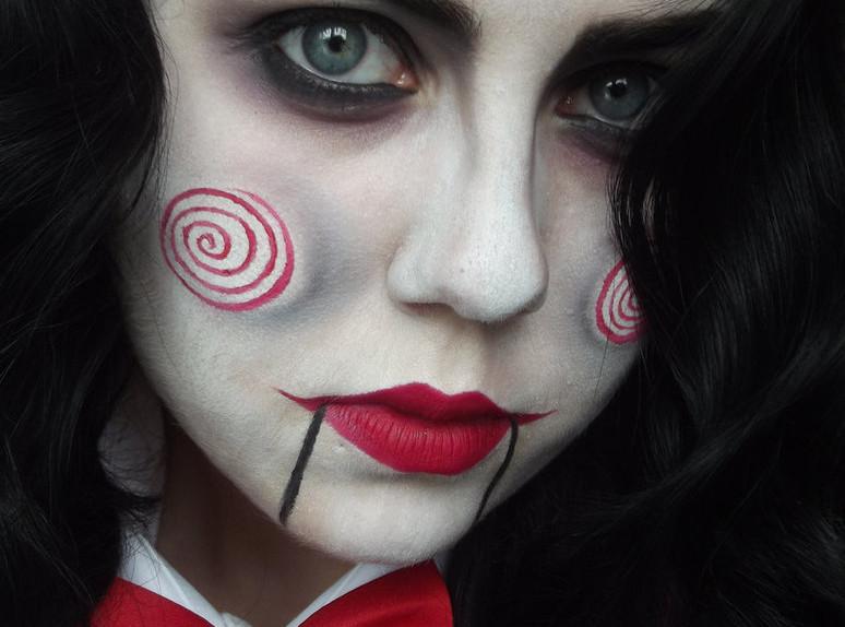 Idee trucco per Halloween: scegli un makeup da brivido per ...