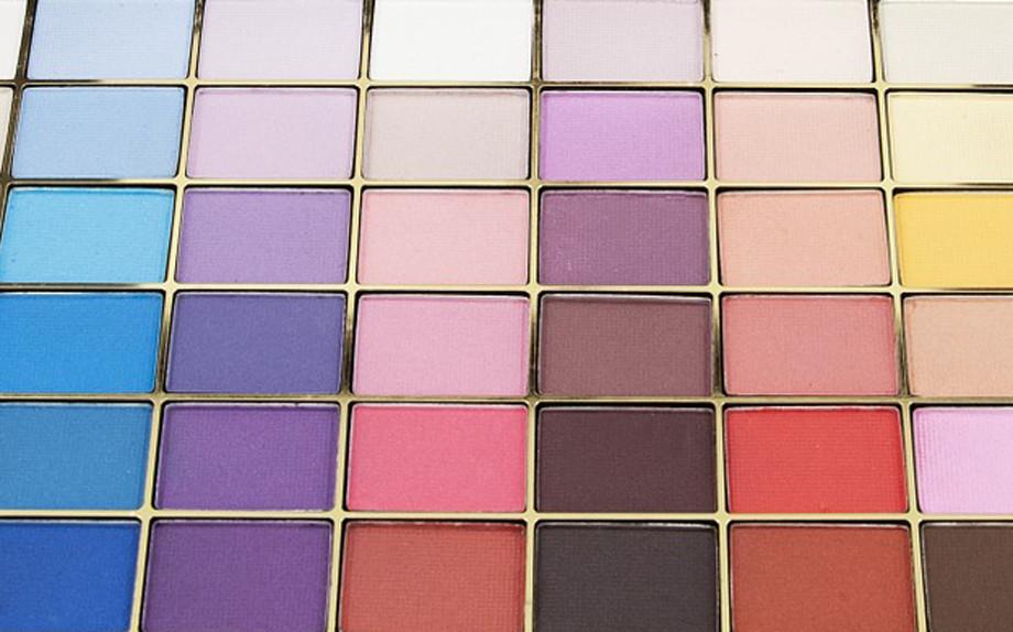 Make-up, i colori più a rischio allergia