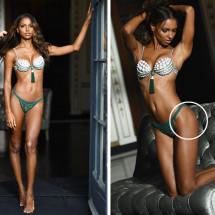 Anche le modelle di Victoria's Secret hanno le smagliature