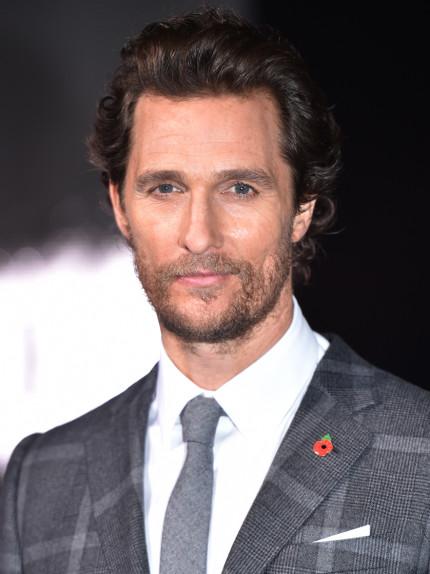 Matthew McConaughey, muscoli e sex appeal