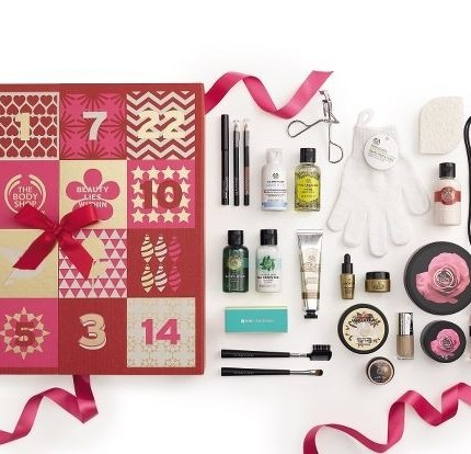 Calendario Dellavvento Beauty Glamourit