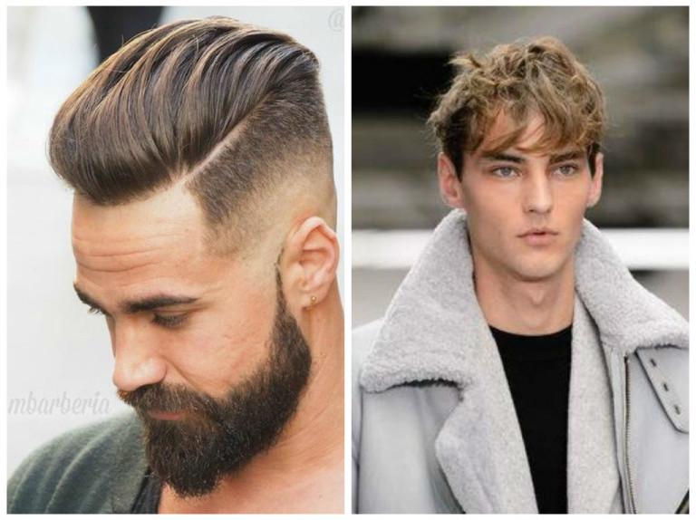 Capelli uomo  tutti i trend per il 2017 - Glamour.it a8c2f2a5316d