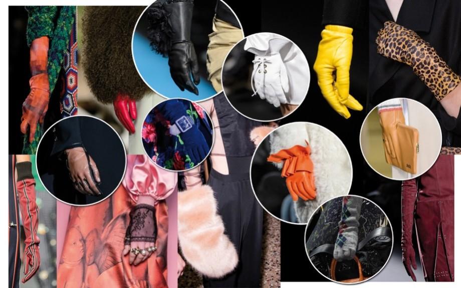 Tutti i guanti più glam dell'inverno