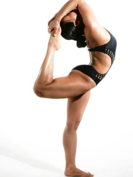 Bikram yoga: lo yoga a 40°
