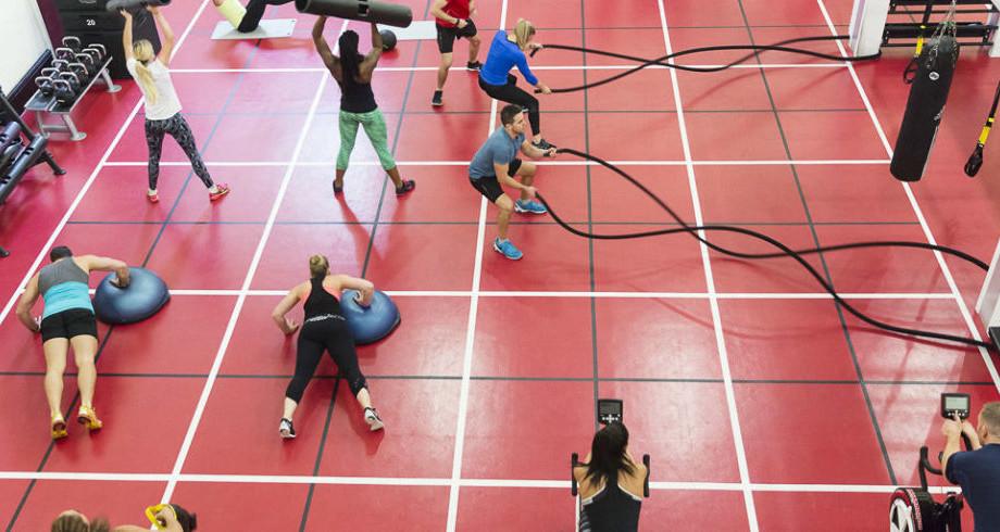The Grid: bruciamo calorie e tonifichiamo i muscoli