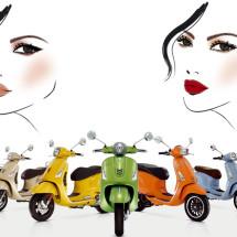 Chic in Vespa: sei più Classy o Irriverent?
