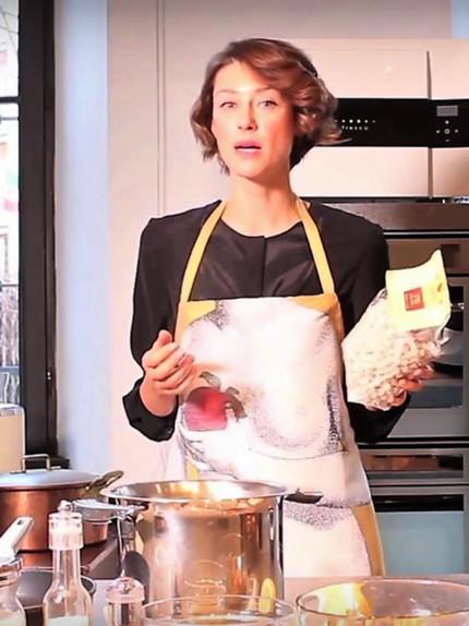 La ricetta del giorno: fusilli con merluzzo e salsa di carciofi