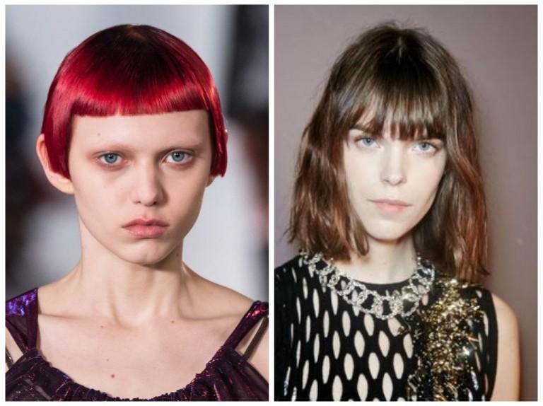Taglio capelli donna alla moda