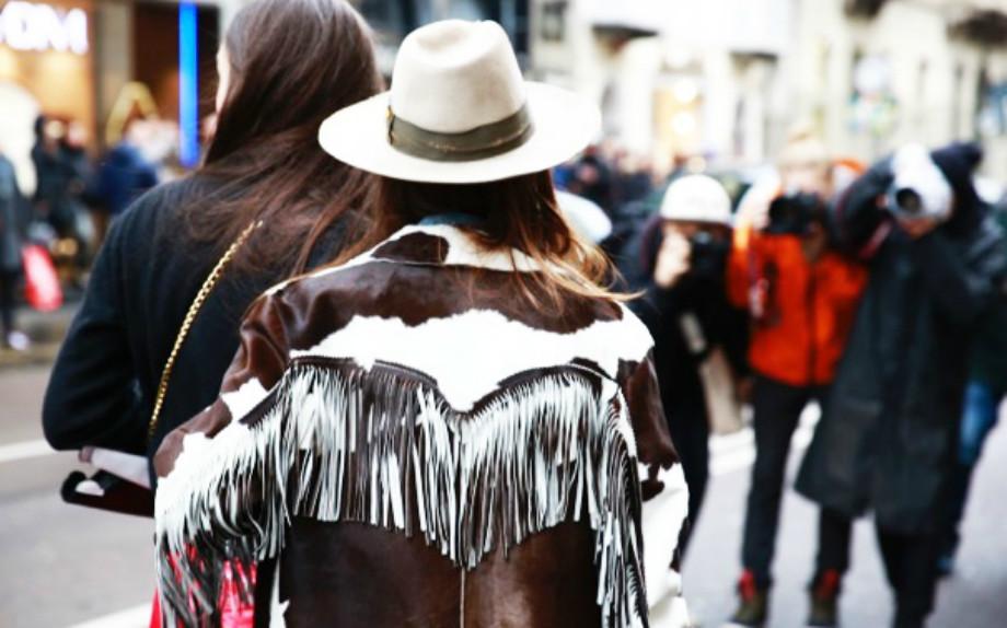 Tendenza moda: lo stile country anche in città
