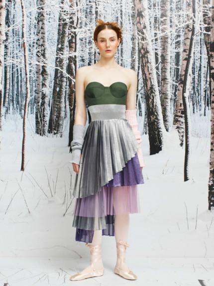 La moda si ispira alla danza: come vestirsi da etoile