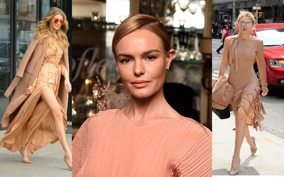 5 must have per il Nude Look