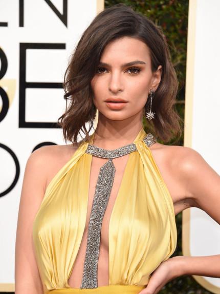 Golden Globe 2017, i beauty look