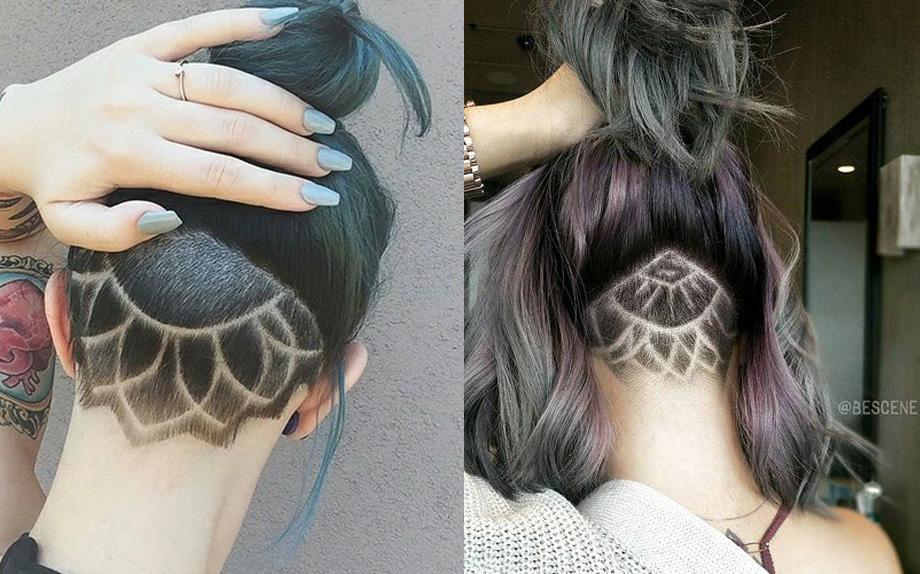 Cerchi un taglio di capelli originale? Prova gli Hair ...