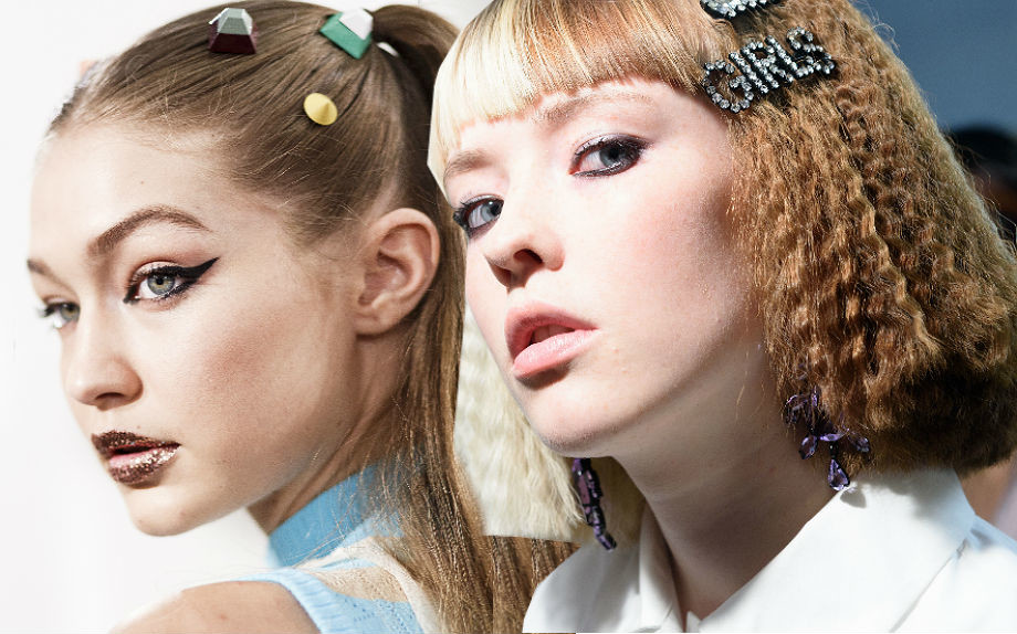 Accessori capelli, i trend 2017
