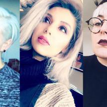 Tendenze capelli 2017: bianchi sì, ma cool!
