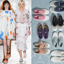Sneakers mania: tutte le novità più glam e femminili