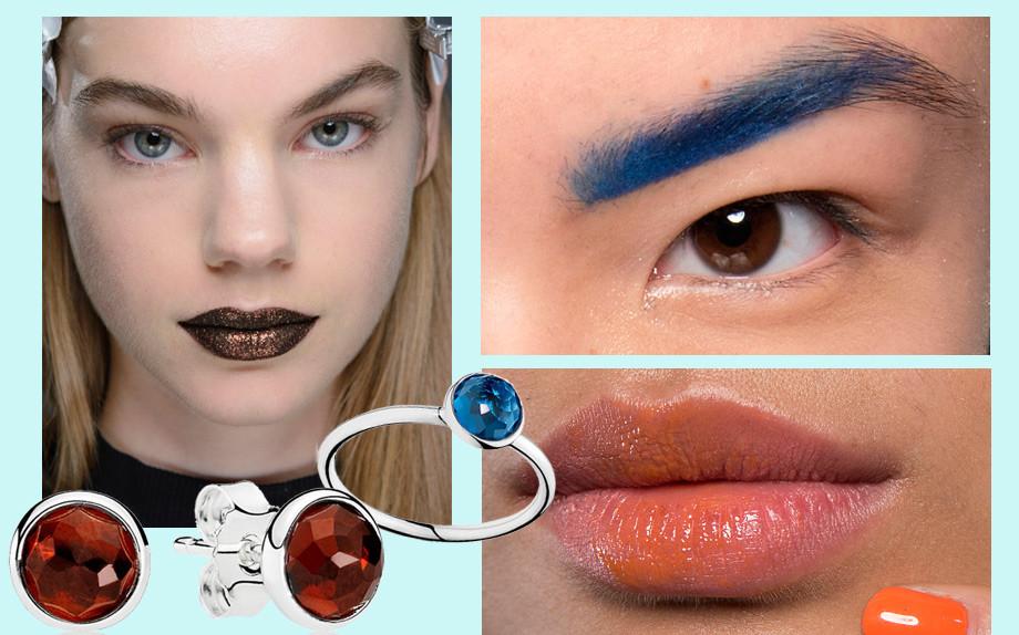 I gioielli da abbinare al make-up
