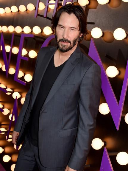 Keanu Reeves e gli altri attori che ci sono piaciuti a Sanremo