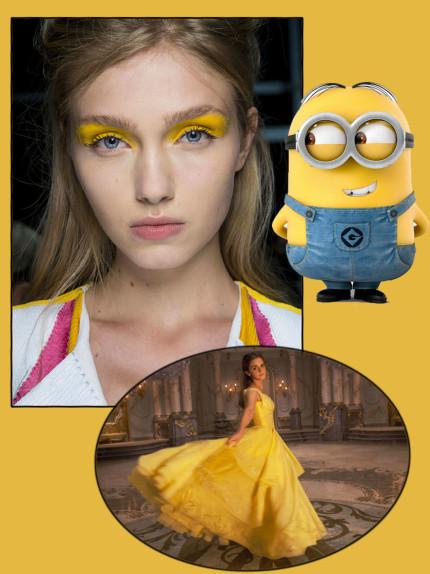 Yellow bello!
