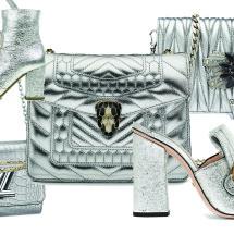 Tendenza P/E 2017: accessori color argento