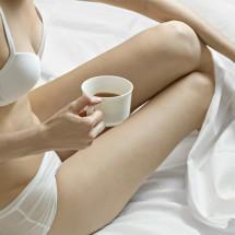 Tè verde: anticellulite in&out