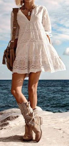Stivali estivi