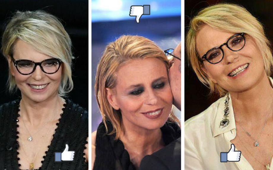 Sanremo 2017: il look di Maria de Filippi vince o no ...