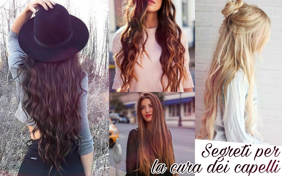 I segreti per la cura dei capelli lunghi - Glamour.it 44c968ba8bc1