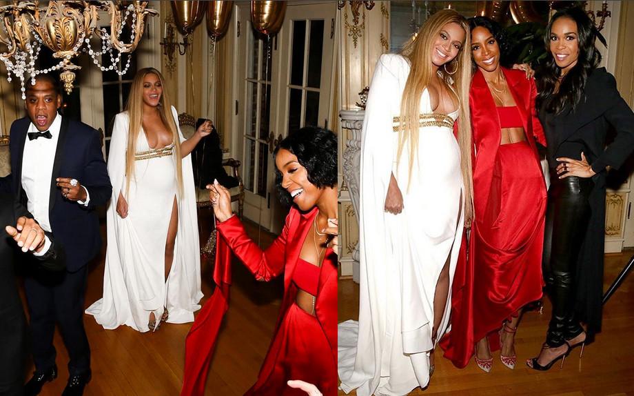 Beyoncé incita, sexy e inarrestabile party girl