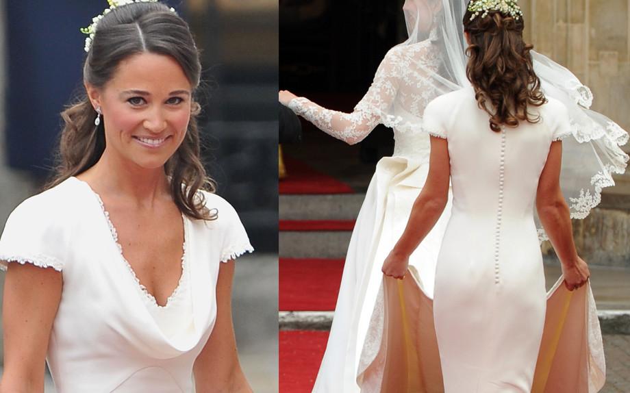 Pippa Middleton: tutti i numeri del matrimonio (da 300mila euro)